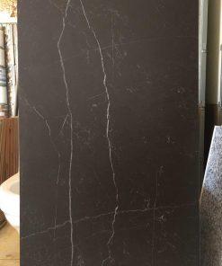 Gạch 60x120 đá mờ đen vệt trắng