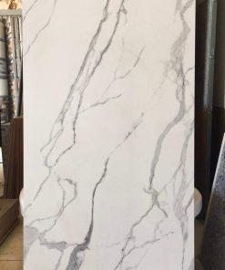 Gạch 60x120 đá mờ trắng vân mây