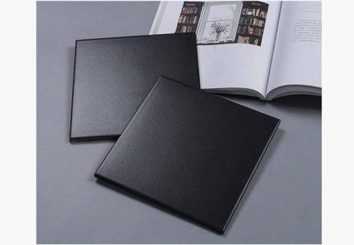 Gạch bông 20x20 đen trơn đẹp