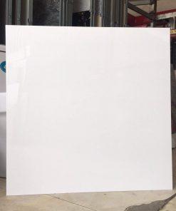 Gạch bóng kiếng 60x60 trắng trơn giá rẻ