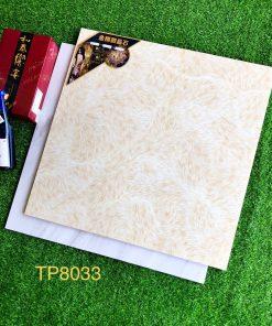 Gạch bóng kiếng 80x80 lông thú vàng