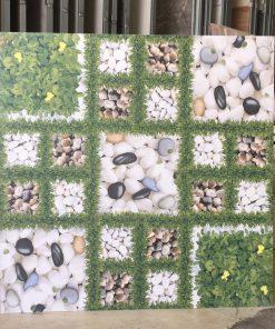 Gạch cỏ lát sân đẹp 60x60