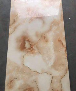 Gạch lát nền 60x120 khắc kim nhũ vàng