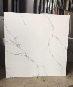 Gạch lát nền giá rẻ 60x60 vân trắng