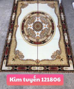 Gạch thảm kim tuyến tại tiền giang