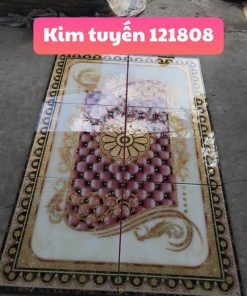 Gạch thảm lát sảnh mới nhất